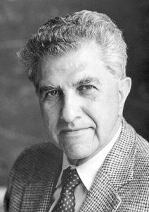 Merton H. Miller Portrait